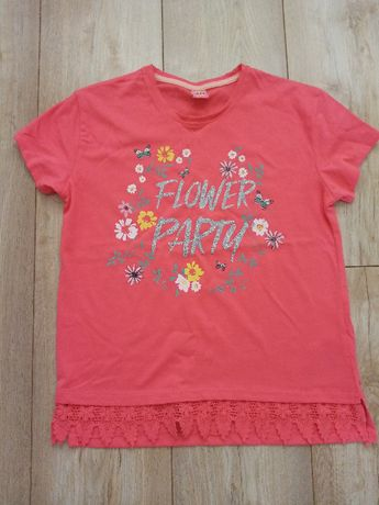 Bluzeczki letnie dla dziewczynki w rozm 146/152 NOWE