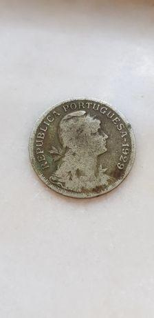 Moeda de 50 centavos 1929