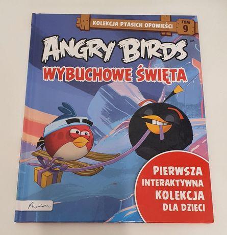 Książka - Angry Birds nr. 9