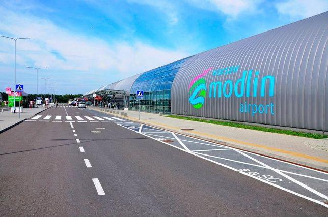 Warszawa - Lotnisko Modlin