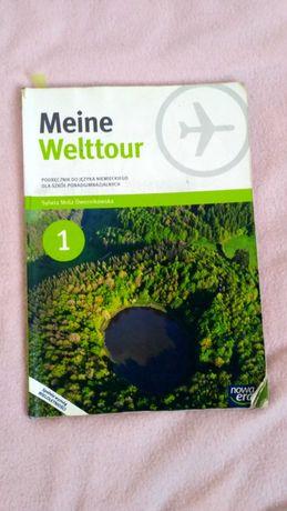 Podręcznik  z niemieckiego