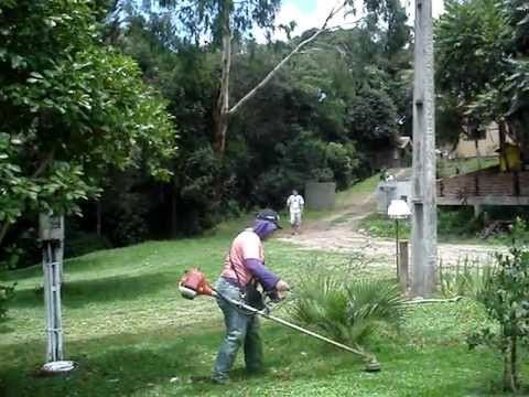 Limpeza de terrenos e mato e abate de arvores todo o pais