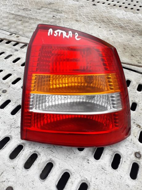 Lampa lewy tył Opel Astra G