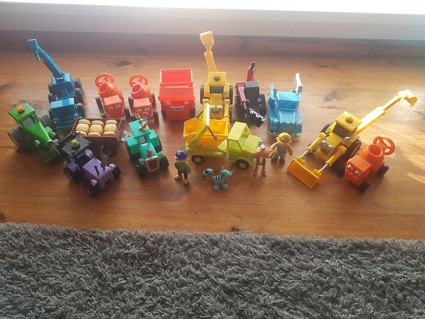 Bob budowniczy zestaw zabawek