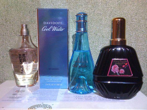 Paul smith Rose , Davidoff Cool Water, Climat, Karl Antony