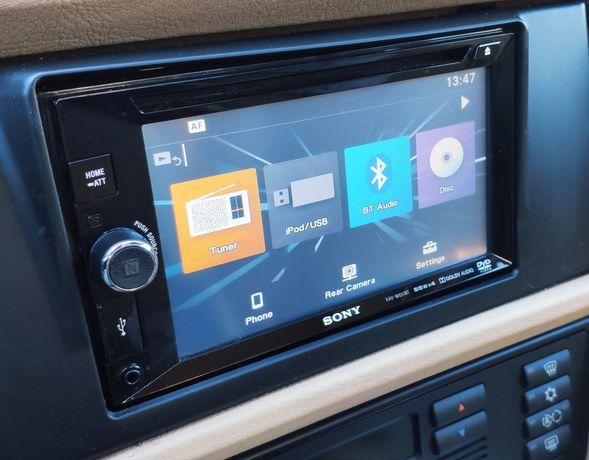 Radio samochodowe Sony 2din NFC Bluetooth USB