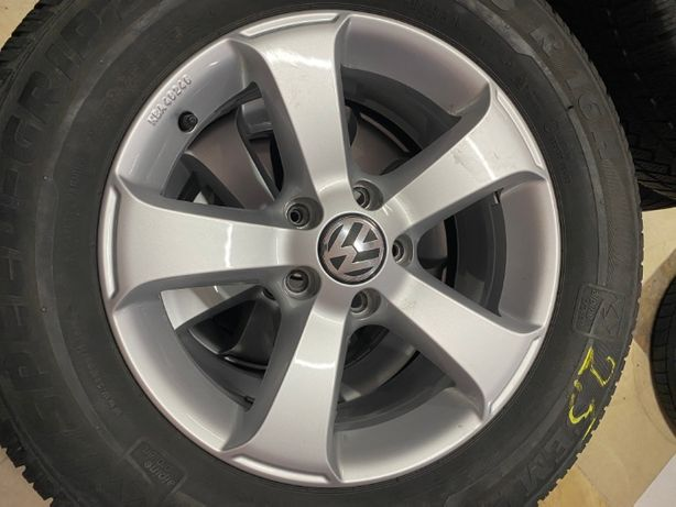 Диски VW Tiguan 5x112/R16/6.5J/ET33