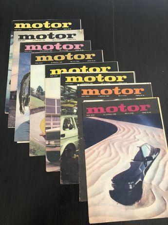 Tygodnik MOTOR 1986 rok
