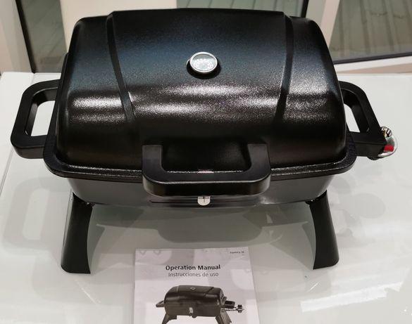 Гриль газовый портативный переносной Landman BBQ барбекю