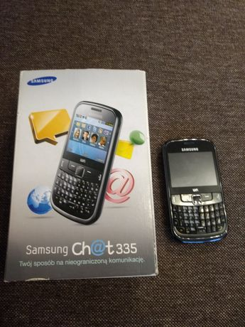 Samsung chat 335 wifi