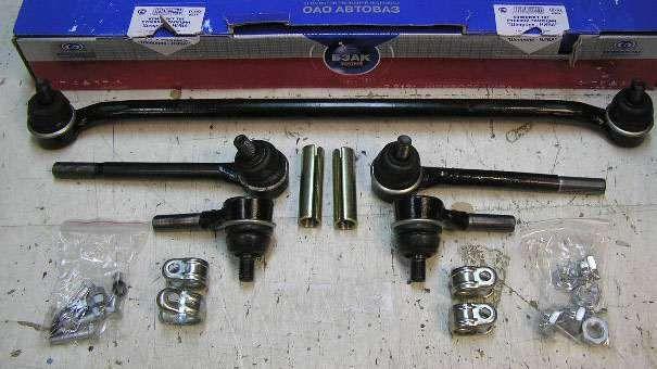 Тяги рулевая трапеция ВАЗ 2101 2102 2103 2104 2105 2106 2107 АвтоВАЗ