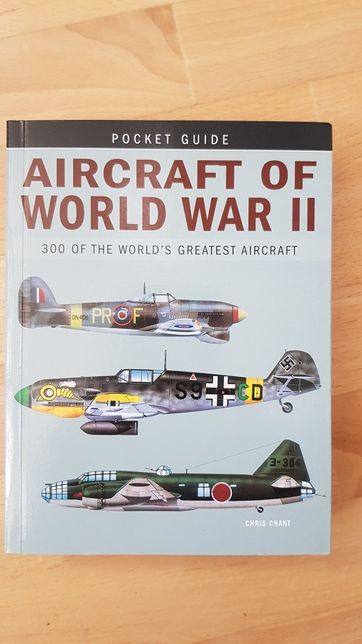 Pocket guide: Aircraft of WWII