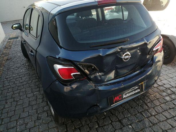 Opel corsa a gasolina salvado com documentos 74 mil km