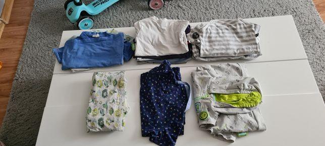 Komplet dla chlopca na lato 86 coccodrillo dres body komplety koszulki