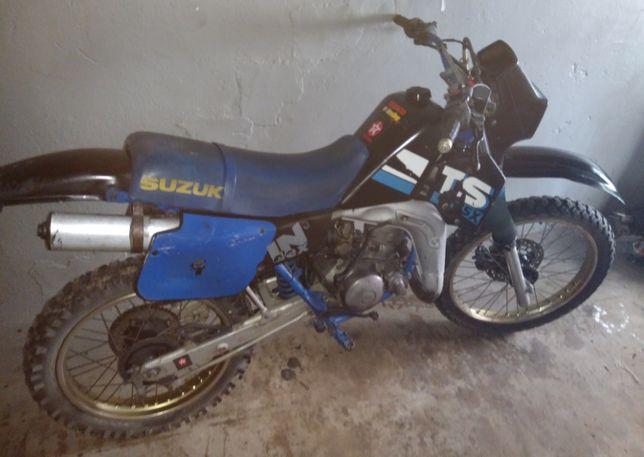 Suzuki tsr 125(dtr,crm,klx,klm,kx,cr,yz,rm,ktm,gasgas,blaster,warrior)