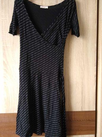 Orsay sukienka biurowa do pracy MIDI 36 S