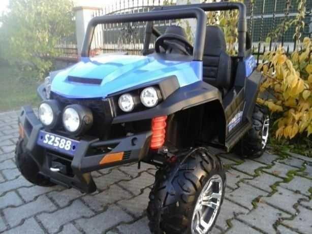WIELKI Pojazd dla dzieci buggy 4x4..Samochód elektryczny na akumulator