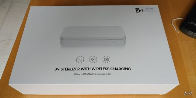 Sterylizator UV do telefonów,smartwotchy itp
