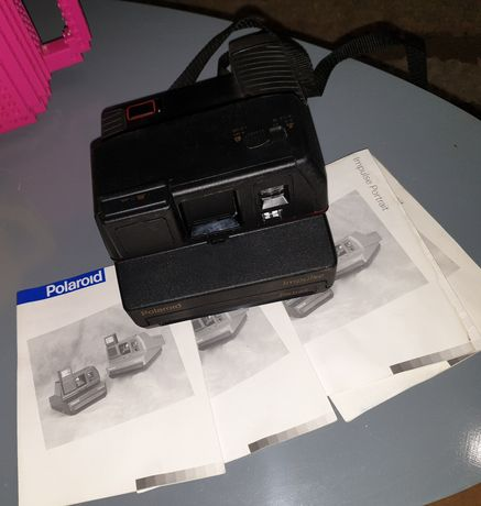Polaroid impulse aparat fotograficzny