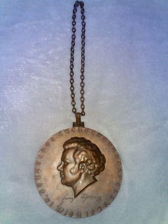 Brązowy medal Karl Perl z 1928 roku.