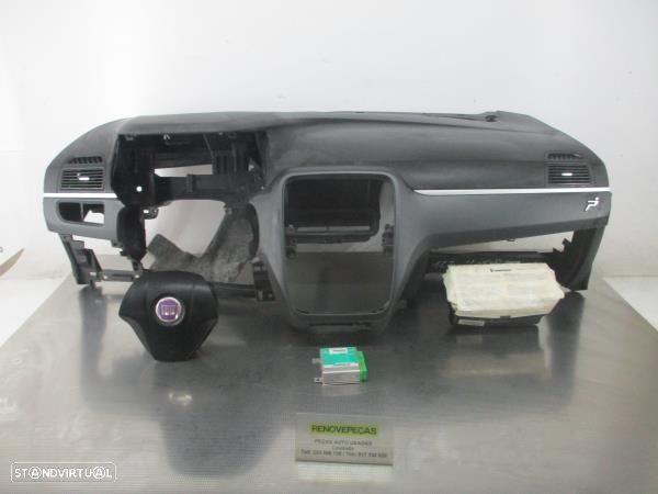Kit De Airbags C/Tablier Fiat Punto Van (199_)