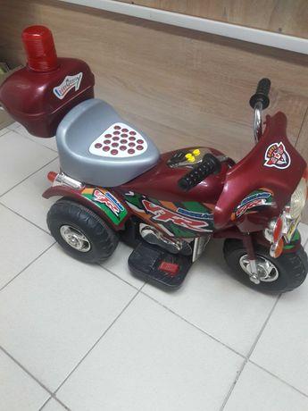 Электромотоцикл  Brave-02