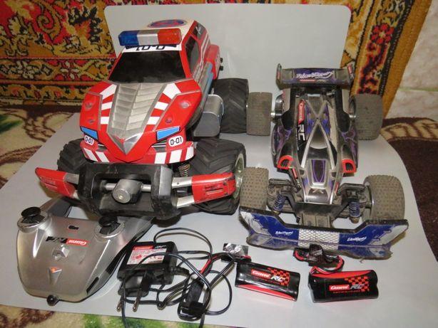 машинка Carrera RC Fire Fighter і багги Carrera 2,4 ghz 1/14-1/16 джип