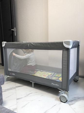 Детский манеж кровать Carrello Piccolo