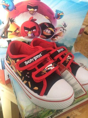 Trampki na rzepy Angry Birds