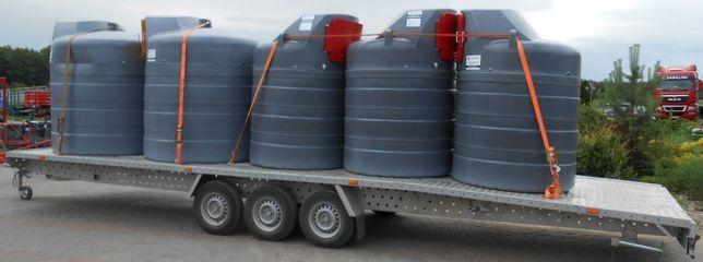 Zbiornik do paliwa 1500,2500,5000L Dwupłaszczowy TRANSPORT FV OKAZJA