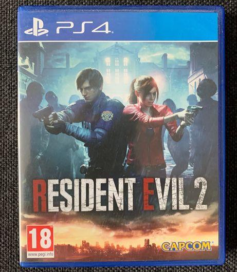 Gra Resident Evil 2 PS4