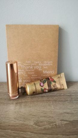 Yves Rocher pomadka szminka grand rouge 111 (róż) + gratis
