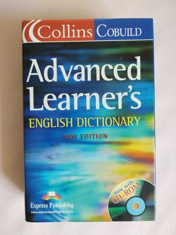 Collins Cobuild Advanced Learner's Dictionary 4th Edition -- Słownik