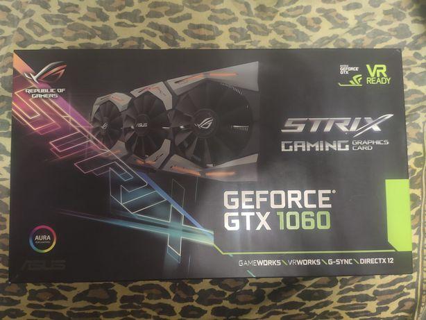 Asus rog strix-gtx1060-6g