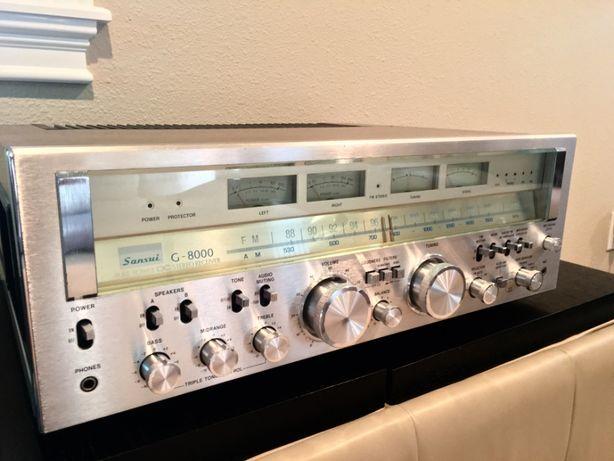 Amplituner Sansui G-8000 monster vintage