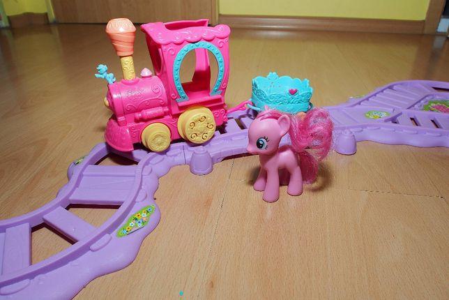 Ekspresowy pociąg przyjaciółek - My Little Pony