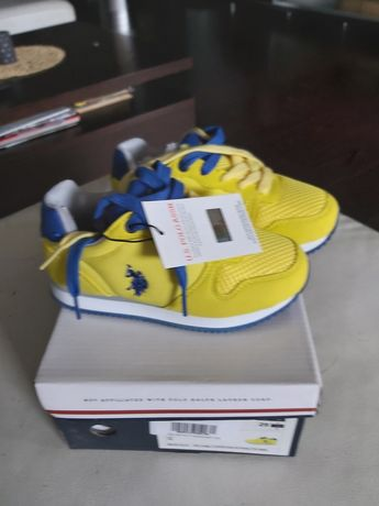 Buty dziecęce u.s.polo assn cena 120 z wysyłką