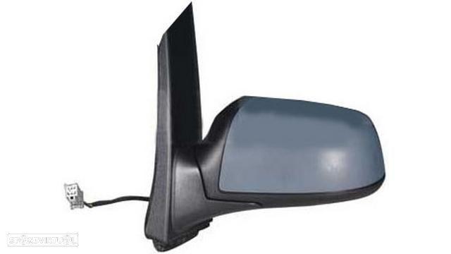 Espelho Direito Eletrico Asferico Termico P/ Pintar Ford C-Max 03-10 /