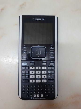 Calculadora TI-Nspire CX, com cabos e licença