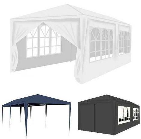 PAWILON ogrodowy 3x6 18m2 namiot imprezowy altana baldachim do ogrodu