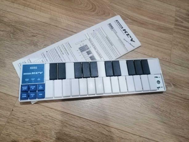 KORG nano KEY - mała klawiatura MIDI / kontroler MIDI
