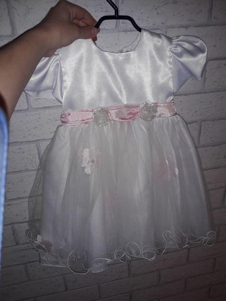 Sukienka roczek wesele