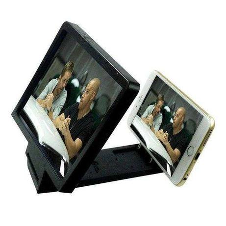 Увеличитель экрана смартфона с эффектом 3D