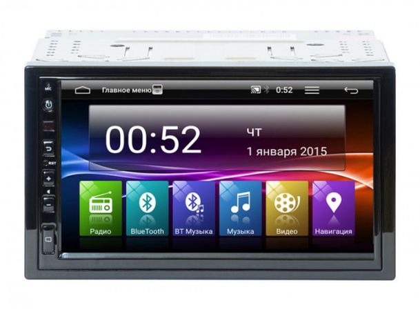 Авто Магнитола Sony АНR-7062BT 2din GPS Pioneer MMP-6180,7045navi,4580