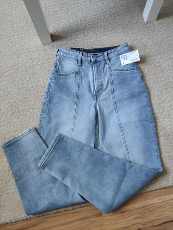 Loose mom jeans h&m