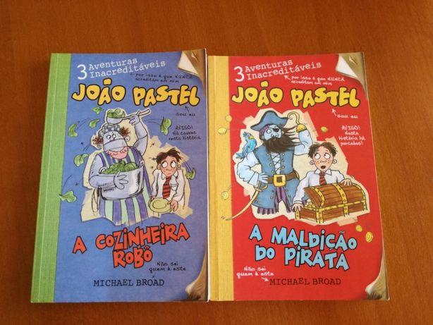 Livros João Pastel