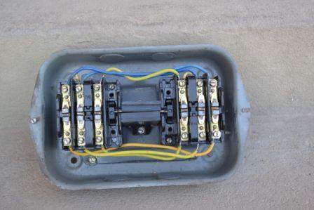 пускатель магнитный 380 В