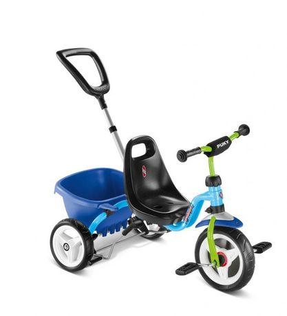 НОВЫЙ Детский трёхколёсный велосипед Puky Cat