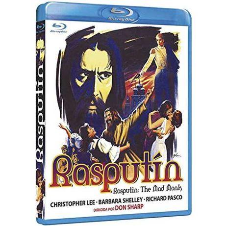 Rasputin/Rasputin, O Monge Louco(Blu-Ray)-Importado