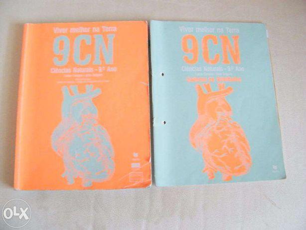 Livros Escolares Ciências Naturais 9º ano